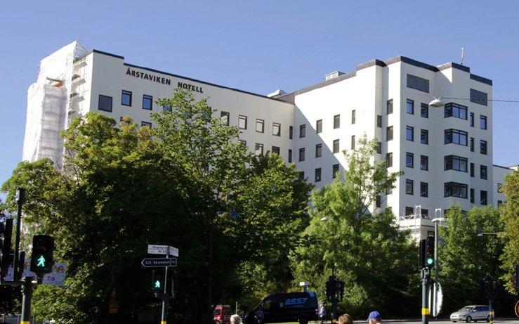 årstaviken hotell stockholm